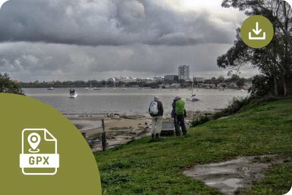 Sydney Harbour & Coast Walk – Harbour - GPX