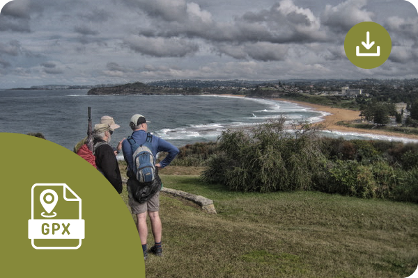 Sydney Harbour & Coast Walk – North - GPX