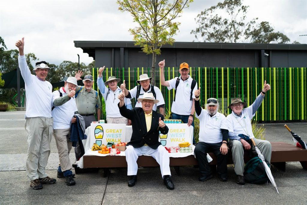 Great West Walk wins top award for Blacktown City Council